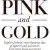 Pink and Gold - 插图用文字 -