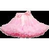 Pink Blossom Pettiskirt - Röcke -