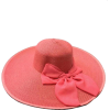 Pink Bow Sunhat - Hat -