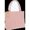 Pink Chanel - Hand bag -