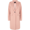 Pink Coat - Jacket - coats -