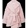 Pink. Coat - Jacket - coats -