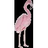 Pink Flamingo  Decor - Items -