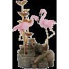Pink Flamingo  Light - Svjetla -