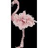 Pink Flamingos - Illustrations -