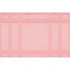 Pink Georgian Wood Panel Effect - Furniture -