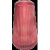 Pink Maison Du Monde Vase - Items -