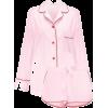 Pink. Pajama - Pijamas -