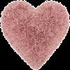 Pink. Pillow. Hurt - Furniture -