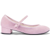Pink Pin Up Rose Mary Jane Pumps - Classic shoes & Pumps -