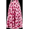 Pink Polka Dot Skirt - Resto -