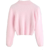 Pink. Pullover - Swetry -