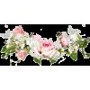 Pink Rose Spray - Uncategorized -