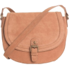 Pink Saddle Bag - Hand bag -
