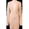 Pink Sweater Dress - Altro -