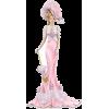 Pink Victorian Woman - Uncategorized -