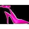 Pink Wrap-Around 110 Slingback Pumps - Scarpe classiche -