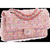 Pink bag Chanel - Сумочки -