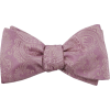 Pink bow tie (The tie bar) - Галстуки -