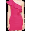 Pink dress - Dresses -