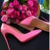 Pink heel - Classic shoes & Pumps -