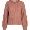 Pink jumper pieces - Pullovers -