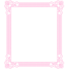 Pink shell frame - Okviri -