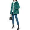 Pippa Shearling Peacoat - People -