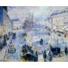 Pissarro Camille Boulevard de Clichy1880 - Illustrations -