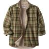 Plaid buttonup, Lochland Grove, fleece - Hemden - lang -