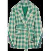Plaid Blazers - Jacket - coats -