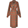 Plaid Long sleeve Dress - Kleider -