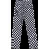 Plaid pant - Capri & Cropped -