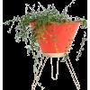 Planter Mid Century Modern space age - Plantas -