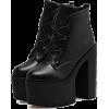 Platform Boots - Škornji - $63.99  ~ 54.96€
