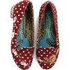Playing Cat and Mouse Flat modcloth - Sapatilhas -