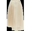 Pleated Skirt - スカート -