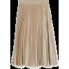 Plisowana spódnica - Faldas -