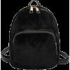 Plush Mini Backpacks - Mochilas -