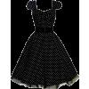 Polka Dot dress - Dresses -