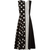 Polka Dot A-line Dress - Ostalo -