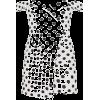 Polka Dot Dress - Платья -