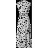 Polka Dot Maxi - Kleider -