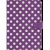 Polka Dot PVC Tablet Case - Uncategorized -