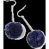 Pom Earrings - Brincos -