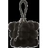 PomPom Bucket Bag - Hand bag -