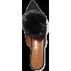 Pom Pom Suede Slippers - Sapatos clássicos -