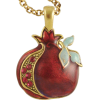 Pomegranate Necklace - Ogrlice -