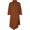 Poncho  Chloé asymmetric-hem poncho jump - Jacket - coats -