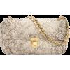 Prada BEIGE CLOTH HANDBAG - Почтовая cумки - $1.06  ~ 0.91€